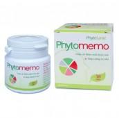 PhytoMemo tăng cường tuần hoàn não, cải thiện trí nhớ