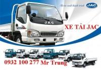 Đại lý cấp 1 bán xe tải Jac, Mekong. Uy tín - Chất lưộng