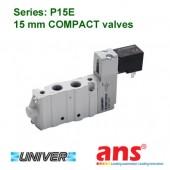 P15EB25011 Compact valve Univer Vietnam|UNIVER VIETNAM|Đại lý Univer