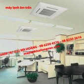 Đại lý phân phối và lắp đặt Máy lạnh âm trần Daikin - Máy lạnh âm trần Panasonic