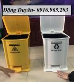 Thùng rác thải y tế 20l