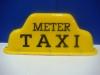 Mào đèn Taxi, đèn mica