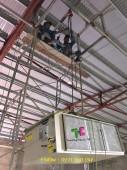 Máy lạnh giấu trần ống gió Reetech 9HP RD90-QA-A - Gas R410 - Nhập khẩu Thái Lan