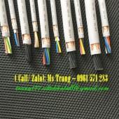 Cáp tín hiệu vặn xoắn chống nhiễu 18AWG 2x0.75 điều khiển âm thanh ánh sáng