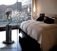 Người tiêu dùng thông thái cần lưu ý gì khi dùng quạt phun sương, quạt hơi nước