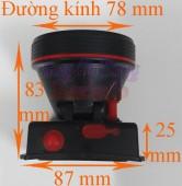 Đèn đeo đầu sạc TD-6B