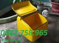 Thùng chở hàng sau xe máy, thùng ủ cơm, thùng ship hàng giá rẻ tại Hà Nội