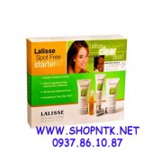 Bộ sản phẩm Lalisse Hỗ trợ & điều trị Mụn - Đặc trị mụn, trị mụn nặng, mụn Bọc,
