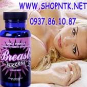 BREAST SUCCESS - Viên uống Giúp cho ngực nở to ra tự nhiên