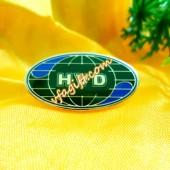 Nơi làm logo cài áo, thiết kế, sản xuất làm huy hiệu, huy chương, logo cài áo