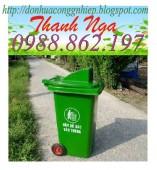 thùng nhựa composite 120 lít