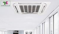 Máy lạnh âm trần Midea siêu tiết kiệm điện, giá rẻ phù hợp cho công ty