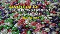 Bán serum dưỡng tóc thái Meinas loại 1 giá tốt 25k/10v, 120k/50v, 170k/100v