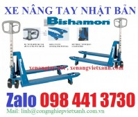 Xe nâng tay nhật bản 2500kg 3000kg Bishamon