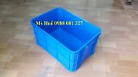 Chuyên cung cấp các loại thùng nhựa đặc 0988 081327