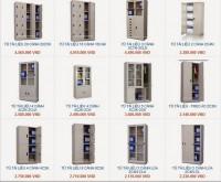 Tủ sắt văn phòng, chuyên kinh doanh nội thất hòa phát giá tốt nhất