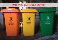 Cung cấp xe rác 240 lít tại TP HCM