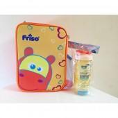 Túi giữ nhiệt (quà tặng từ Friso).