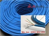 Cáp mạng UTP (lõi CU 100‰ và CCA) / cáp mạng chống nhiễu FTP (lõi CU)