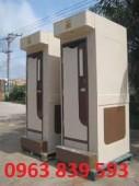 Chuyên sản xuất và phân phối nhà vệ sinh di động giá cạnh tranh.