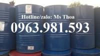 Thùng phuy sắt nắp kín mở 220 lít, thùng phuy đựng hóa chất 220 lít, thùng phuy