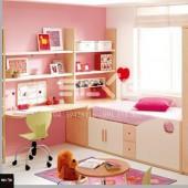 phòng ngủ hiện đại dễ thương cho các bé giá rẻ