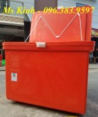thùng đá nhựa ướp lạnh bia, giá thùng đá lớn 500L, thùng lạnh 800 lít giá rẻ