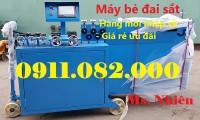 Bán máy bẻ đai sắt giá rẻ- máy cắt uống đai sắt giá sỉ-lh 0911082000