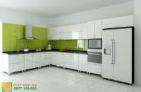 Tủ bếp gỗ cao cấp giá rẻ Phát Mộc Gia 0977 133 533