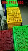Nơi bán rổ nhựa công nghiệp giá rẻ tại Q12.