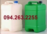 Can nhựa giá rẻ nhất, can đựng hóa chất, can 30 lít, can 20 lit mới