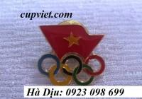 Huy hiệu quà tặng, absn huy hiệu công ty, làm huy chương chương trình