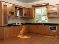 Tủ bếp gỗ , bàn, giường nội thất sang trong