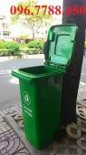 Bán thùng đựng rác nhựa composite 120 lít-240 lit giá cạnh tranh cực rẻ.