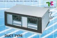 Phân phối máy lạnh giấu trần nối ống gió Daikin 13HP giá rẻ ưu đãi cho nhà thầu