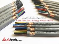 Bảng giá cáp điều khiển- cáp tín hiệu Altek Kabel mới nhất