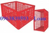 Chuyên cung cấp các loại thùng nhựa có độ bền cao