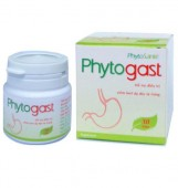 PhytoGast - Viên trị viêm loét dạ dày tá tràng