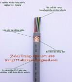 Cáp điều khiển 7x1.5 hiệu Altek Kabel