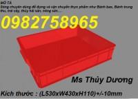 Sóng nhựa HS006, sóng nhựa đặc, sóng nhựa đặc HS006, thùng nhựa,