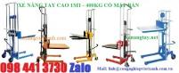 Thiết bị nâng tay cao mini 400kg nâng cao 1m1 có mặt bàn (028) 6279.0375 - 098.4