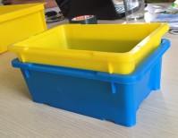 Khay nhựa đựng linh kiện A4 - Phú Hòa an