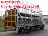 Đóng thùng xe tải, xe tải thùng , uy tín chuyên nghiệp