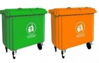 Thùng rác,thùng rác hình con thú
