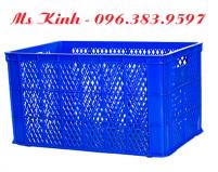 sọt nhựa đựng đồ, sóng nhựa chữ nhật, rổ nhựa dài 80 cm có bánh xe, thùng nhựa