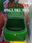 Thùng giao hàng, thùng ship hàng, thùng nhựa bảo quản đồ ăn, thùng chở hàng sau