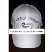 Xưởng nhận may nón giá quà tặng , nón tập thể , nón công ty giá rẻ