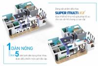 Lý do nên chọn Máy lạnh Multi cho căn hộ chung cư? lắp đặt máy lạnh multi giá rẻ