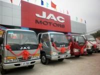 Xe tải jac 1t, xe tải jac 1t5, 2t, 2t5, 1t25. bán xe tải giá rẻ nhất
