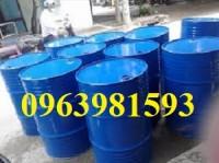 Cung cấp thùng phuy đựng dầu thải, thùng phuy sắt, thùng phuy đựng nước giá rẻ